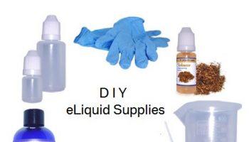 DIY E-Liquid Mixing Guide for E-Juice