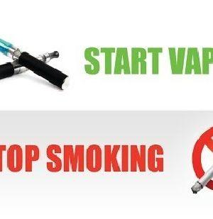 Stop Smoking Start Vaping