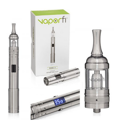 VaporFi Rebel II Starter Kit